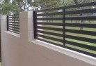 Barton ACT Brick fencing 11