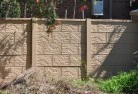 Barton ACT Brick fencing 20
