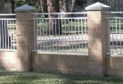 Barton ACT Brick fencing 5